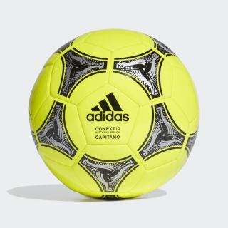Conext 19 Capitano Ball Solar Yellow / Black / Silver Metallic DN8639