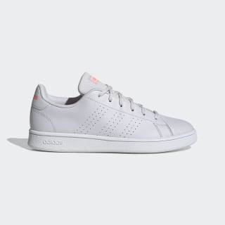 Sapatos Advantage Base Dash Grey / Dash Grey / Signal Coral EG3959
