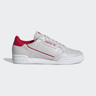 Continental 80 Shoes Grey One / Scarlet / Cloud White FV3262