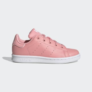 Sapatos Stan Smith Glow Pink / Glow Pink / Cloud White EF4926