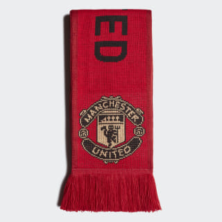 Manchester United Scarf Real Red / Power Red / Black DY7700
