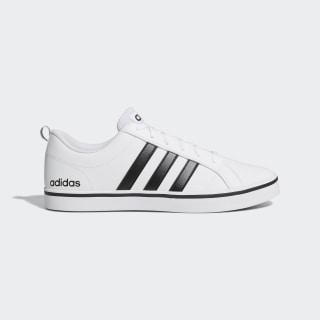 VS Pace Shoes Cloud White / Core Black / Blue AW4594