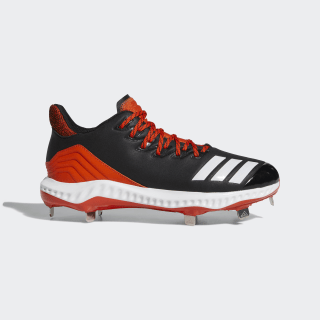 Icon Bounce Cleats Core Black / Cloud White / Collegiate Orange CG5248