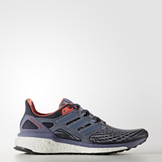Energy Boost Shoes Legend Ink / Super Purple / Easy Coral BB3457