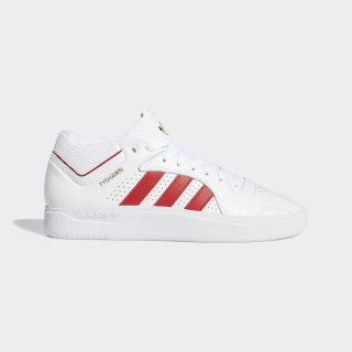 Chaussure Tyshawn Cloud White / Scarlet / Cloud White EE6081