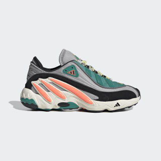 Scarpe FYW 98 Grey Two / Signal Coral / Yellow Tint EG5195