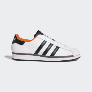 SuperstarShoes Cloud White / Core Black / Orange FV8271