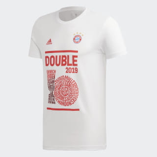 FCB Double tee White GE5479