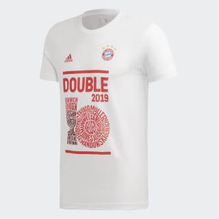 Tričko FC Bayern Cup White GE5479
