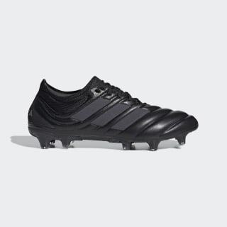 Scarpe da calcio Copa 19.1 Firm Ground Core Black / Core Black / Silver Met. F35517