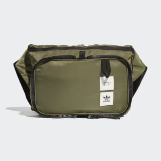 Mochila cruzada plegable Packable Raw Khaki DV0260