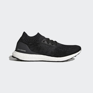 Ultraboost Uncaged Shoes Carbon / Core Black / Grey Three DA9164
