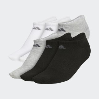 Superlite No-Show Socks 6 Pairs Multicolor CK0643