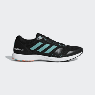 Zapatillas adizero rc CORE BLACK/HI-RES AQUA/FTWR WHITE BB7336