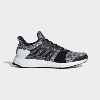 Ultraboost ST Shoes Cloud White / Core Black / Silver Metallic CM8273