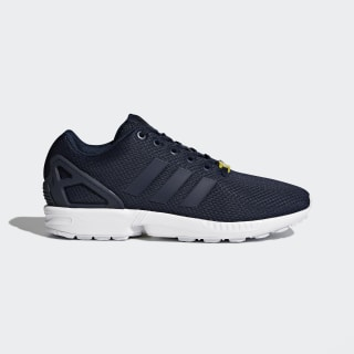 ZX Flux Shoes Dark Blue/Core White M19841