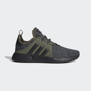 Zapatillas X_PLR J dark grey heather / core black / raw khaki CG6812