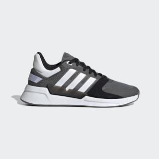 Giày phong cách chạy bộ thập niên 90 Grey Four / Cloud White / Grey Six EF0584