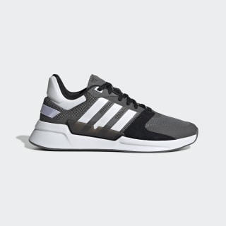 Кроссовки Run 90s grey four f17 / ftwr white / grey six EF0584
