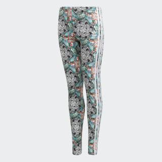 Zoo leggings Multicolor / White D98904