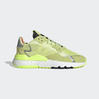 Zapatilla Nite Jogger Semi Frozen Yellow / Semi Frozen Yellow / Hi-Res Yellow EE5911