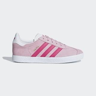 Zapatilla Gazelle Clear Pink / Real Magenta / Ftwr White B41517