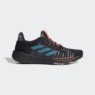 Zapatilla Pulseboost HD x Missoni Core Black / Cloud White / Active Orange EG2643