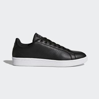 Cloudfoam Advantage Clean Shoes Core Black / Dark Grey Heather / Solid Grey AW3915