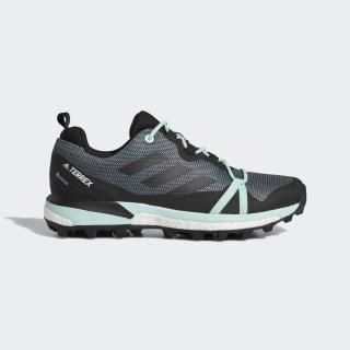 Chaussure de randonnée Terrex Skychaser LT GORE-TEX Ash Grey / Core Black / Clear Mint F36120