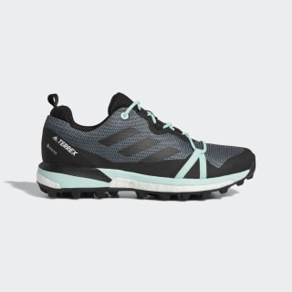 Terrex Skychaser LT GTX Shoes Ash Grey / Core Black / Clear Mint F36120