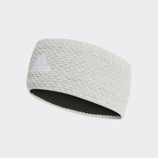 Graphic Headband Medium Grey Heather / White DY4909