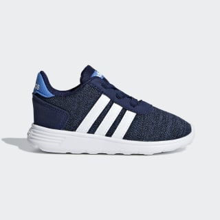 Zapatillas Lite Racer Dark Blue / Cloud White / Core Black F35648