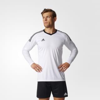 Camiseta portero Revigo 17 White / Black AZ5393