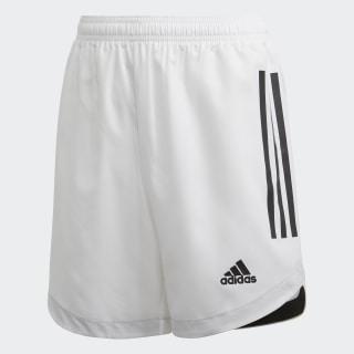Pantalón corto Condivo 20 White / Black FI4599