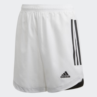 Short Condivo 20 White / Black FI4599