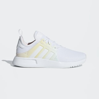 Tênis X_PLR Cloud White / Cloud White / Easy Yellow CG6828