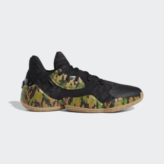 Scarpe Harden Vol. 4 Core Black / Tech Olive / Legend Earth EF1259