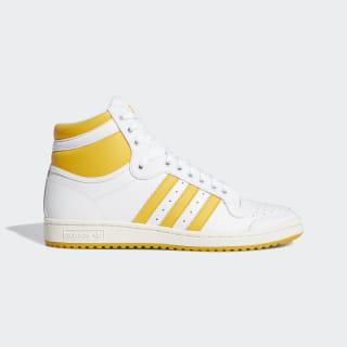 Top Ten Hi Shoes Cloud White / Supplier Colour / Chalk White EF6366