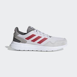 Archivo Shoes Dash Grey / Scarlet / Light Granite EG3238