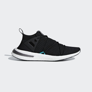 Arkyn Primeknit Shoes Core Black / Core Black / Tech Silver B28123