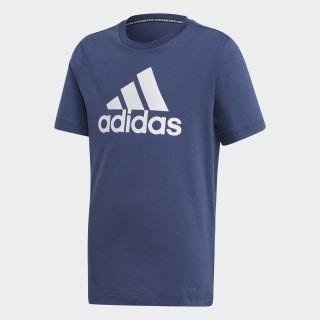 Must Haves  Badge of Sport T-shirt Tech Indigo / White FM6452
