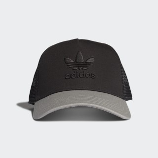 Trefoil Trucker Cap Black / Dove Grey FN1479