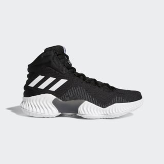 Баскетбольные кроссовки Pro Bounce 2018 core black / ftwr white / grey five AH2658
