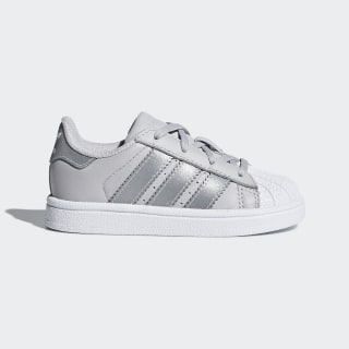 Tênis Superstar LGH SOLID GREY/SILVER MET./FTWR WHITE CQ2855