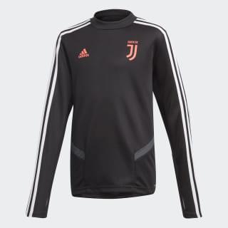 Juventus Turin Trainingsoberteil Black / Dark Grey DX9146