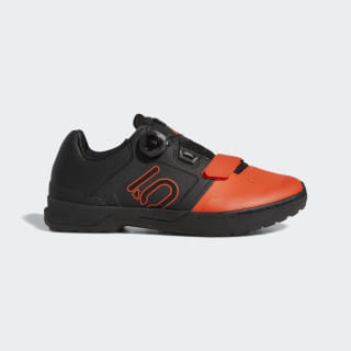 Five Ten Kestrel Pro Boa TLD Mountain Bike Shoes Active Orange / Core Black / Core Black BC0636