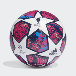 Bola UCL Finale Istanbul League White / Pantone / Glory Blue / Dark Blue FH7340