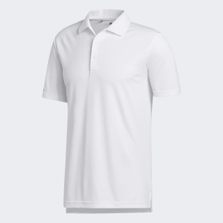 Performance Poloshirt White CD3321