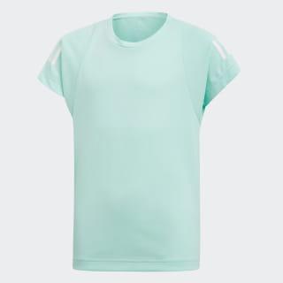 Camiseta YG ID FRANCH T clear mint / white DV0309