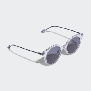 AOK007 Sunglasses Crystal White / Black / Collegiate Royal CL1677